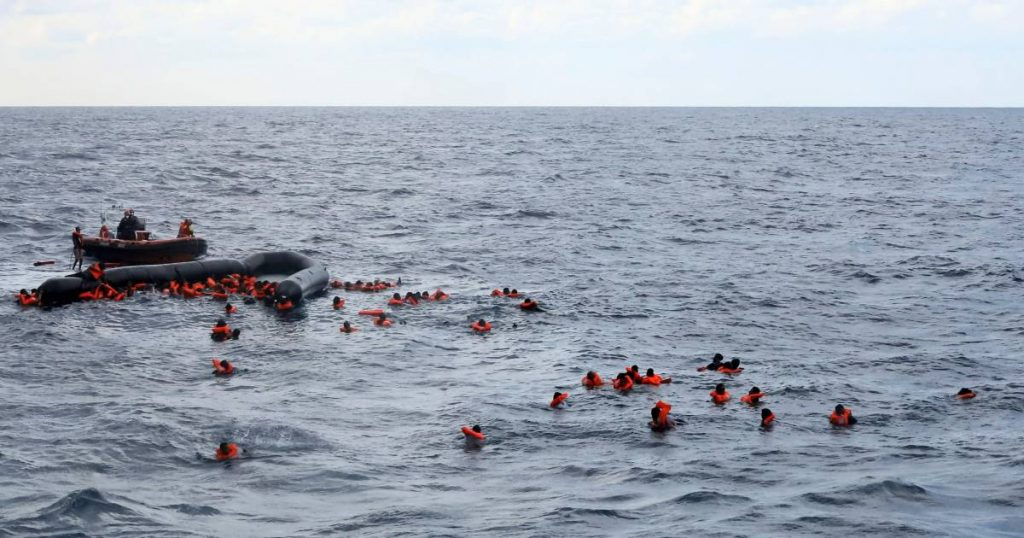 130 people drowned on a boat off the coast of Libya |  abroad