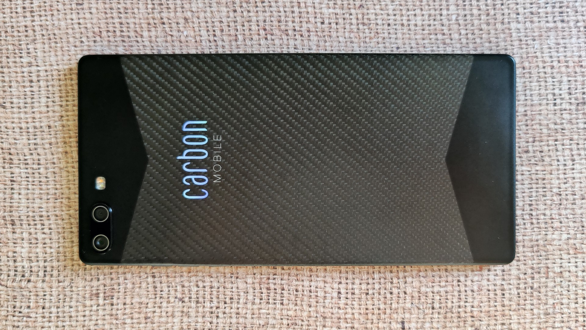 Carbon smartphone
