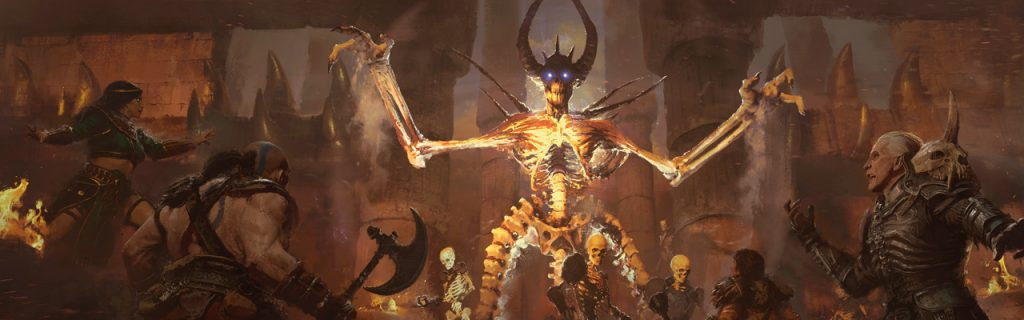 Diablo II: Resurrected Preview - nothing more than alpha