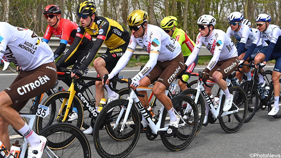 LIVESTREAM Brabantse Pijl: Leading range including Coquard, Meeus and Van Moer |  Brabant Arrow 2021