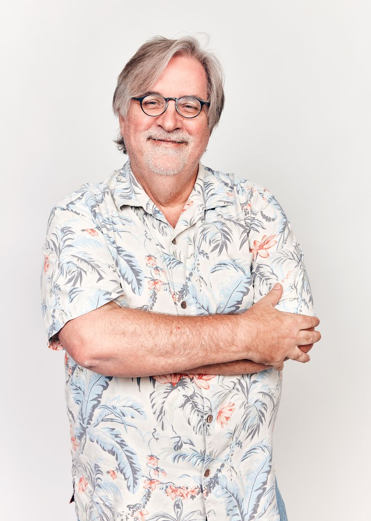 Matt Groening, creator of The Simpsons.  Contour photo by Getty Images