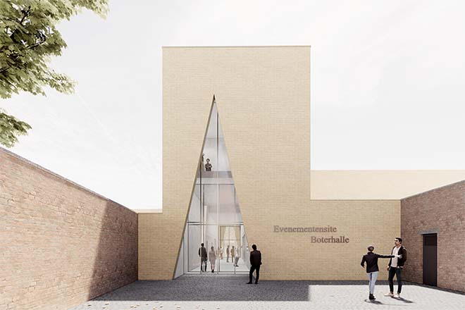 A designer has been appointed for the Boterhalle Diksmuide event