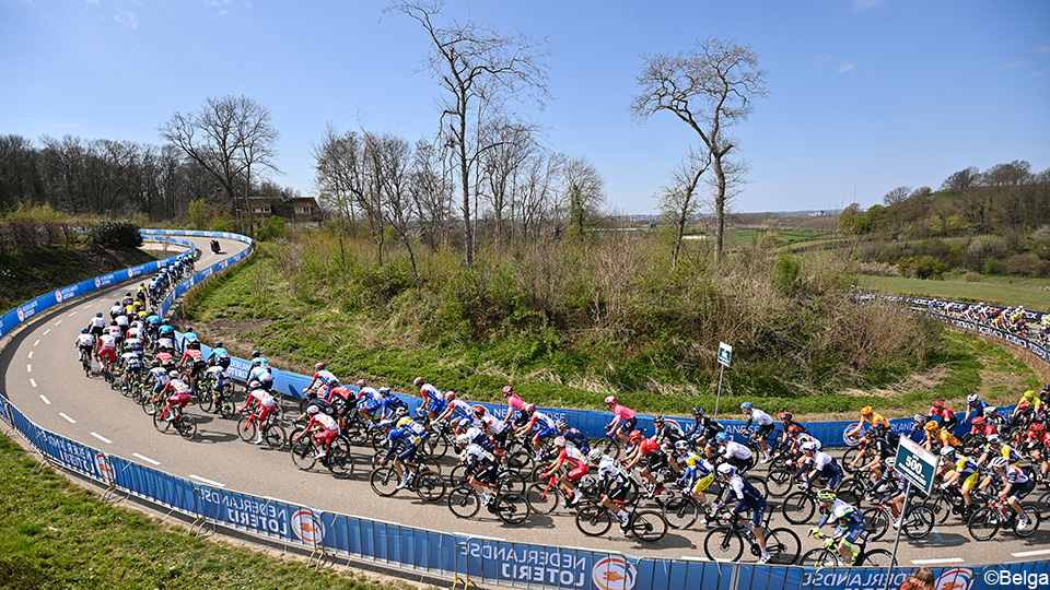 LIVESTREAM Amstel Gold Race: classic Dutch screams for enthusiasm |  Amstel Gold Race 2021