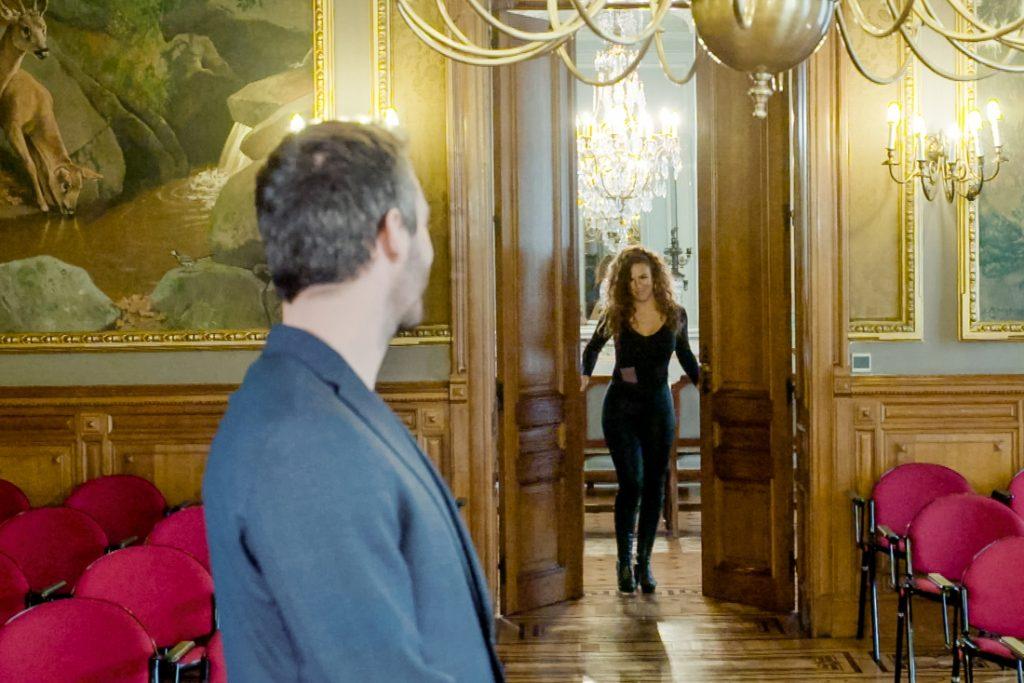 Eén kandidaat ontbreekt in seizoensfinale 'Blind getrouwd'