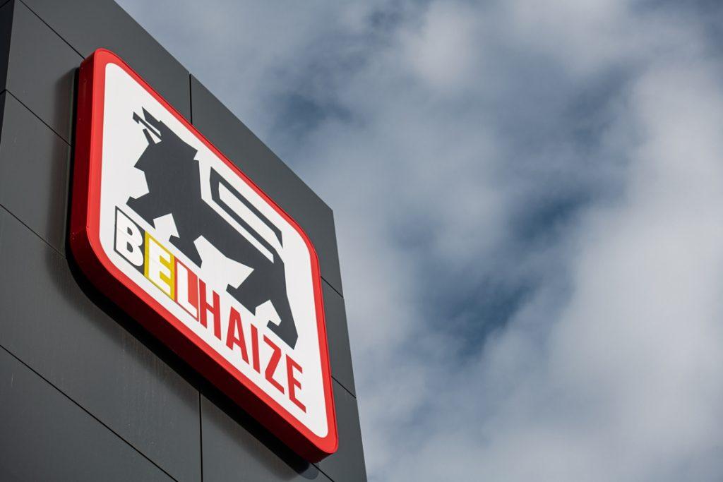Delhaize briefly becomes Belhaize