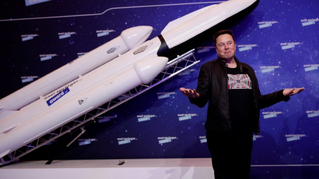 Elon Musk delivers a grim update to future humanity on Mars