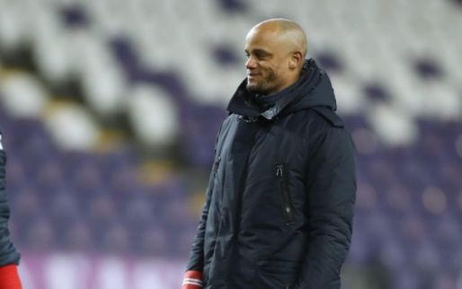 Anderlecht makes no secret of ambition, and Kompany wants to chase Ajax and RB Salzburg
