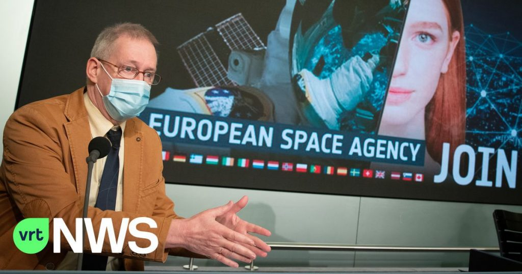 Apply to become an astronaut at the European Space Agency