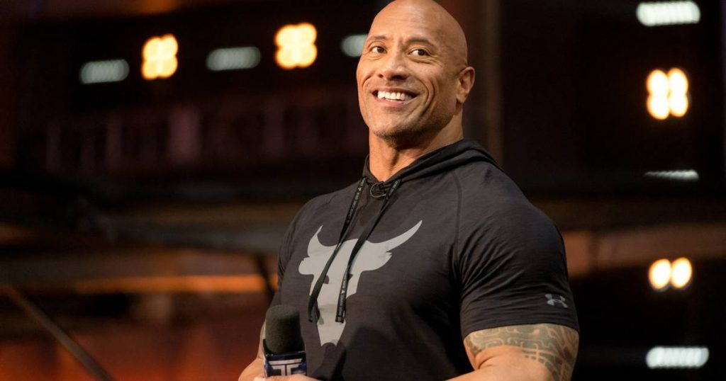 """At least 46% of Americans want Dwayne """"The Rock"""" Johnson as the new president  Instagram VTM News"""