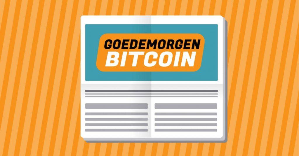 Bitcoin Good morning: `` BTC has proven itself money ''