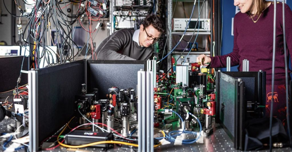 Delft researchers are taking a step towards a secure quantum internet