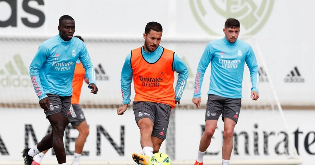Doubts arise again about Hazard's injury: Eden once again, not even in check  sport
