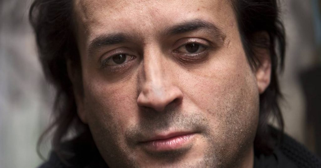 Dutch writer Hafeez Bouazza dies at the age of 51 |  The art and literature