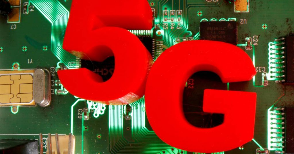 """""""Europe is slow to roll out a fast 5G network, and we risk job losses again""""  Internet"""