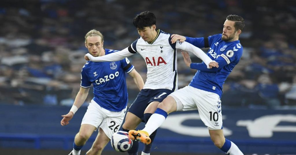 Everton and Tottenham balance each other after a fun watch |  Premier League