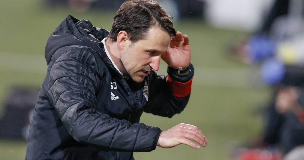 Football talk.  San Jose will leave Yupin, a former Taste, as his successor?     football