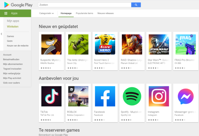 Block suspicious Google Play Store apps