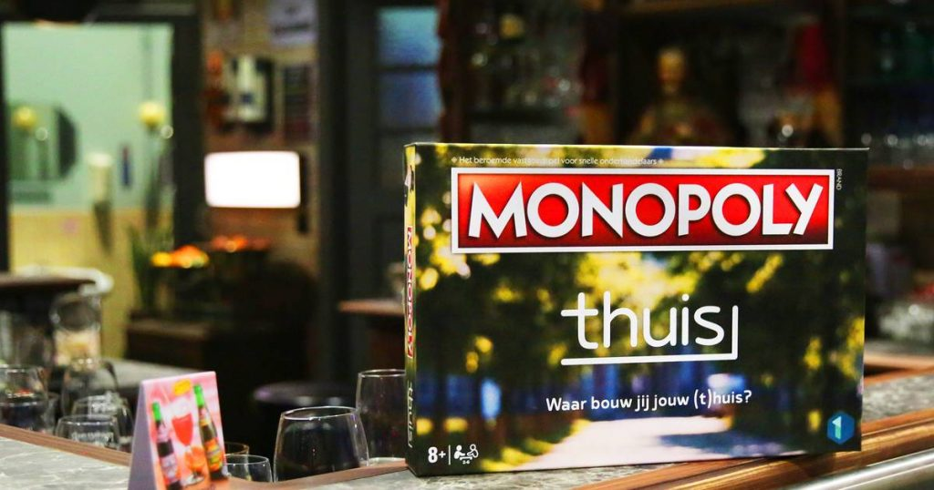 """Home"" gets its own monopoly (and you can vote for the last boxes) 