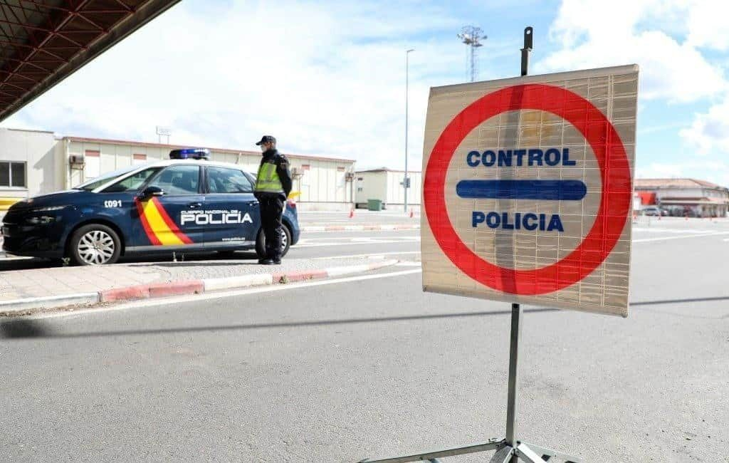 Is a negative PCR or TMA test result required to enter Spain by road?