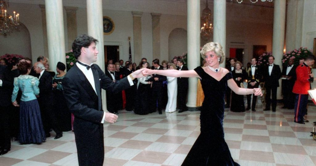"""John Travolta looks at the iconic dance with Princess Diana: """"Like a Fairytale"""" 