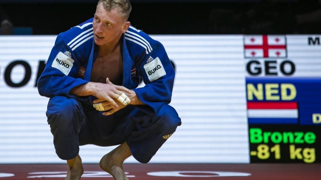 """Judo coach Stams is right about the """"Olympic"""" vaccine after criticism"""