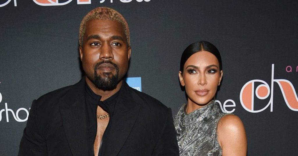 "Kanye West annoyed: ""The divorce has started"" 