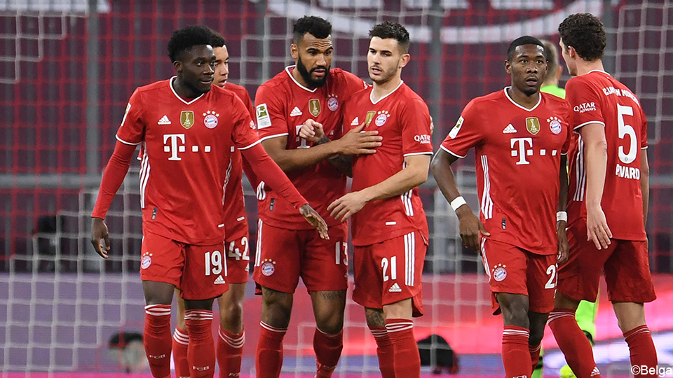 Live: Bayern immediately chase the hunt for the ninth consecutive German title |  Bundesliga 2020/2021