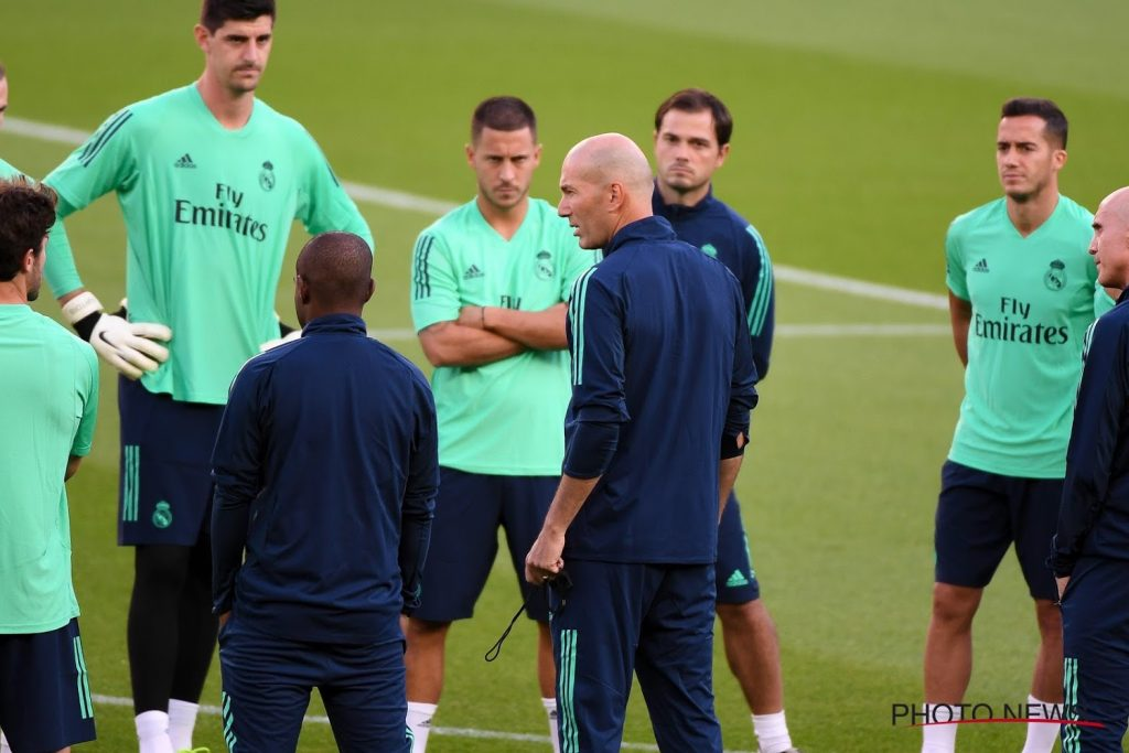 Real Madrid lose points at home to Real Betis - football news