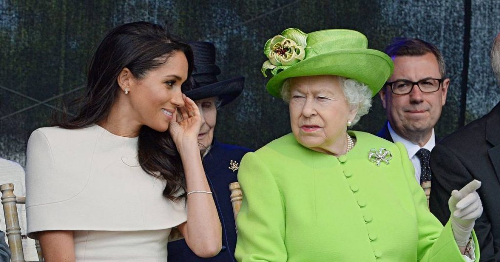 """""""She knows how difficult the journey to England can be for Harry"""", Meghan Markle spoke to Quinn before the funeral  Property"""