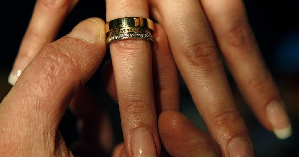 Taiwan couple marry four times for more holidays |  abroad