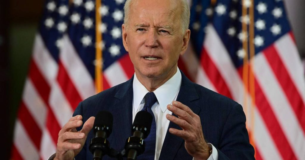 The Biden government is not currently allowing more refugees out of the country
