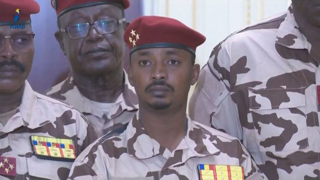 The Chadian Military Council refuses to negotiate with the Republic of Chad ...