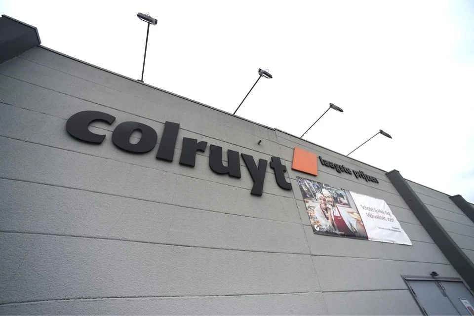 The Colruyt Sint-Truiden Team will take over the work tomorrow after ...