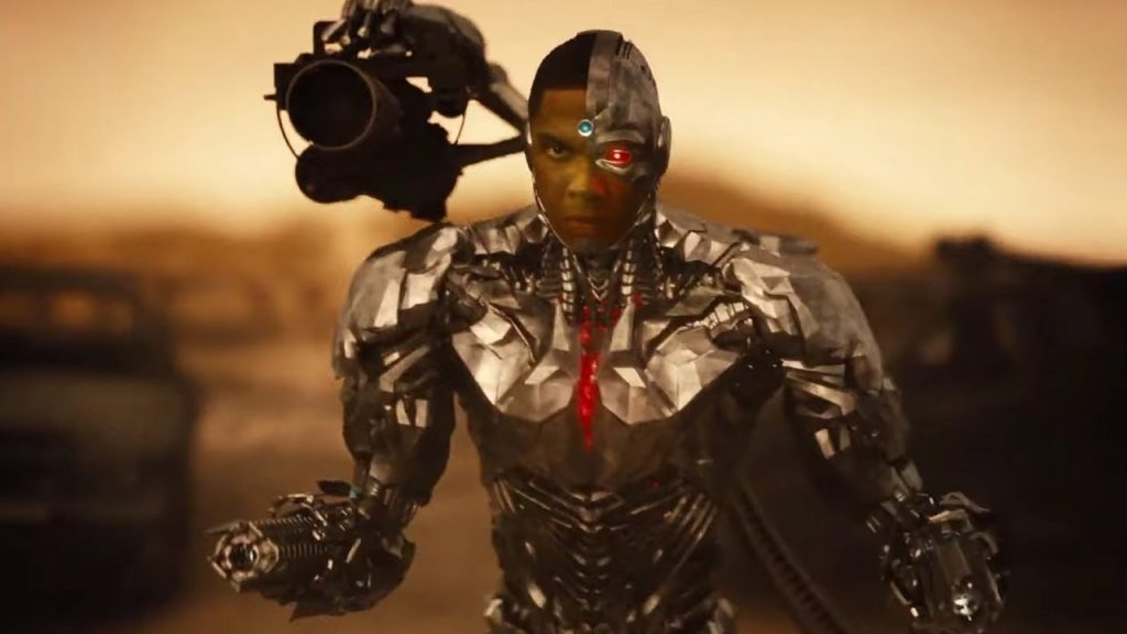 """""""The Flash"""" might be Cyborg's place after all"""