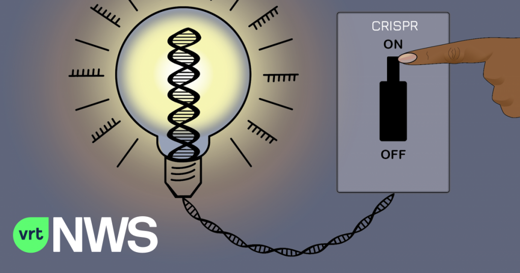 The new reversible CRISPR technology controls gene expression and leaves the DNA intact