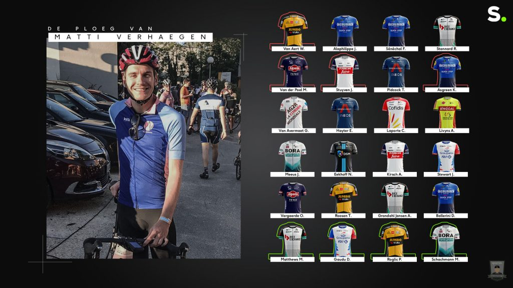 """VanAver Cycling Director Award Winner Matti: """"My secret? Don't think too much""""    Cycling director"""