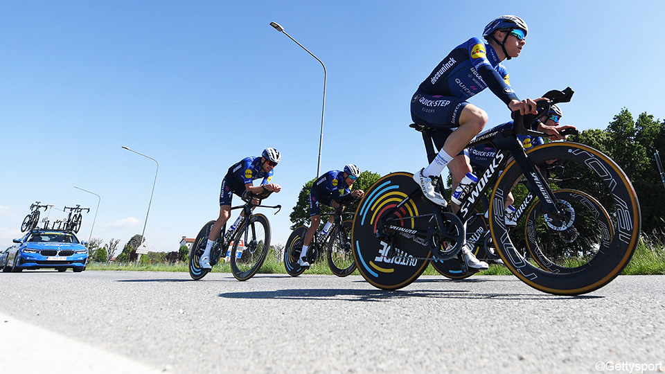Jiro: Evenepoel will ride its test time at 4.52 PM, right in front of Ganna |  Giro d'Italia 2021