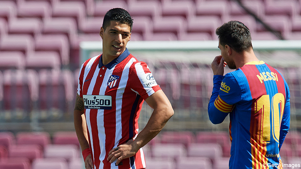 Live: Barcelona and Atletico keep each other in balance for now |  LaLiga Santander 2020/2021