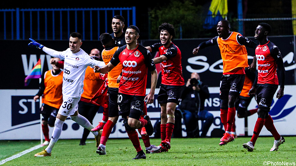 """Ferrera proud after promotion: """"Proof that there is a lot of talent in the lower series"""" 