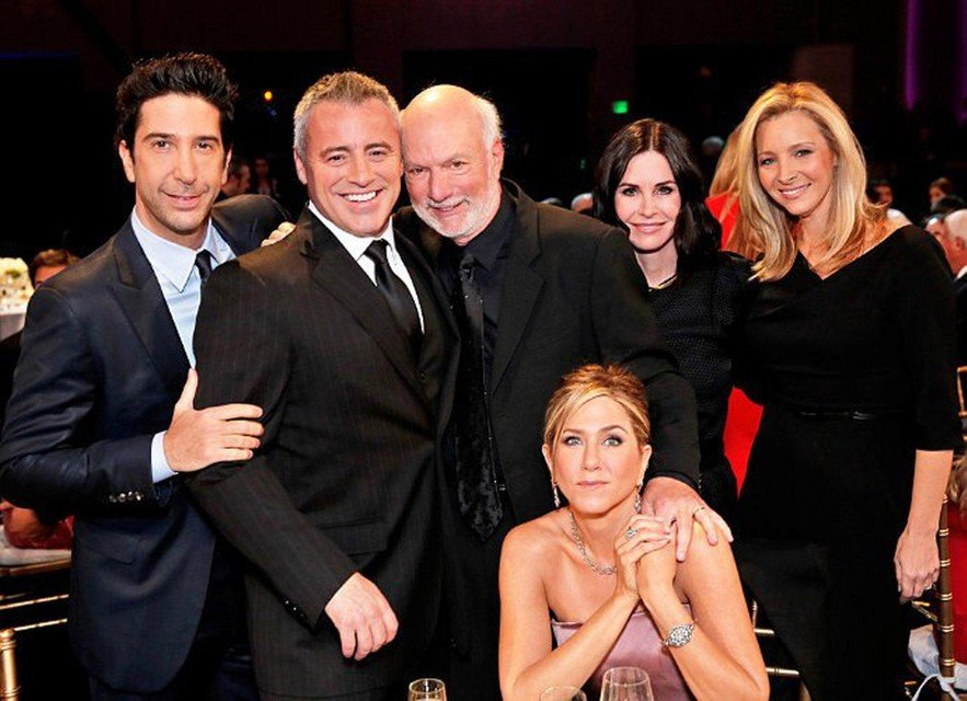 ... and now, except for Matthew Perry