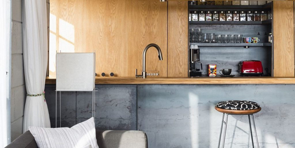 An elegantly furnished apartment in Mumbai