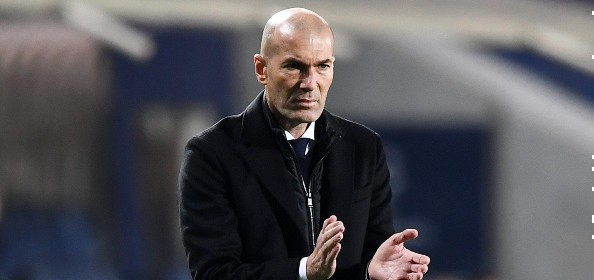 """""""Zidane announces his departure from Real Madrid"""""""