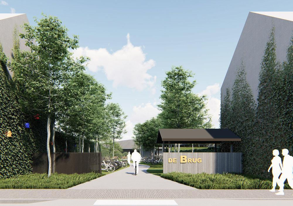 New gym, school sponsorship and playground for SBS De Brug in Roeselare