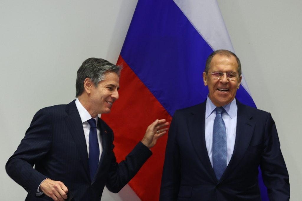 """Amerikaanse en Russische buitenlandminister willen einde maken aan """"ongezonde"""" relaties tussen hun landen"""