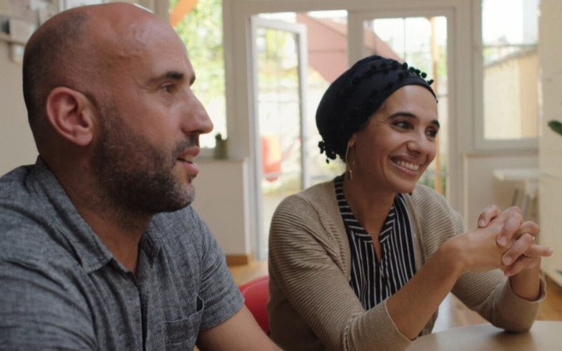 """'Blind Gekocht'-deelnemers Cherifa en Rachid halen zich de woede op de hals: """"Ondankbare profiteurs!"""""""