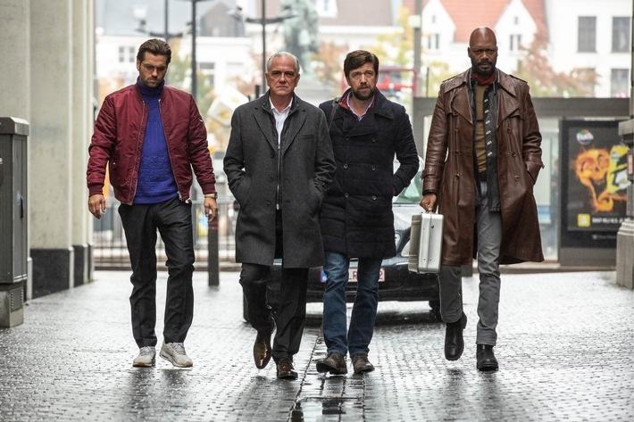 Vlaamse reeks 'De kraak' in Duitsland op tv, bij VTM ligt ze na twee jaar nog altijd in de schuif