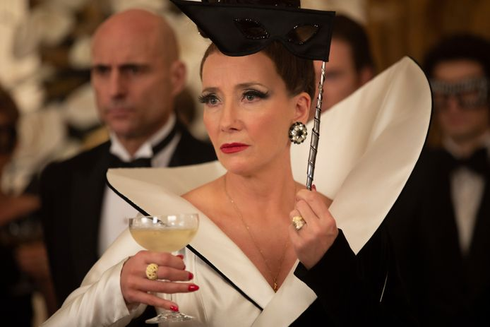 Emma Thompson as well as Baroness.