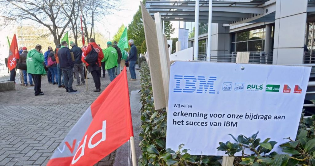196 jobs cut at IBM: No deal after the reconciliation meeting with unions    Economie