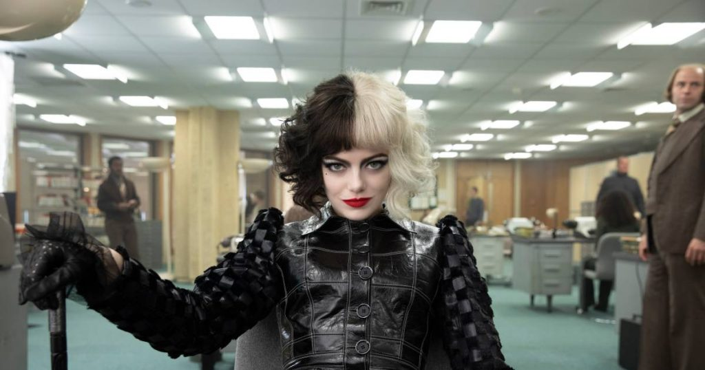 """300 clothes and a 393-meter ball gown: A behind-the-scenes look at """"Cruella"""" with costume designer Jenny Bevan 