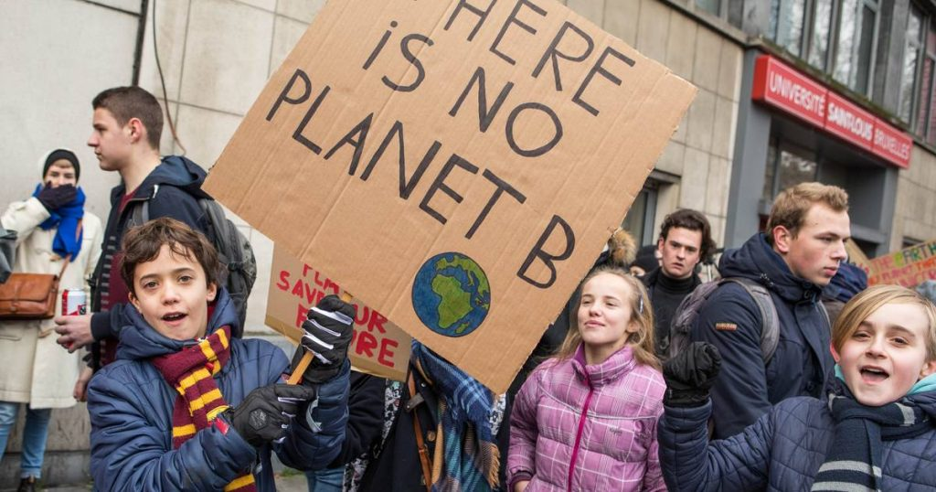 Academics from the University of Antwerp support climate action |  Environment